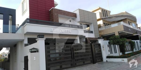 Brand New Double Unit 20 Marla Beautiful House Is Ready For Sale