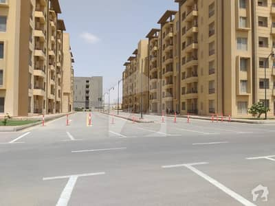 بحریہ ٹاؤن - پریسنٹ 19 بحریہ ٹاؤن کراچی کراچی میں 3 کمروں کا 10 مرلہ فلیٹ 1.05 کروڑ میں برائے فروخت۔