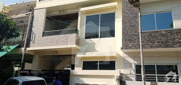 G-11/1 Islamabad   62 Street House Brand New Corner House For Sale