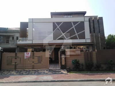 1 Kanal Brand New House For Sale In Overseas A Block Of Bahria Town Lahore