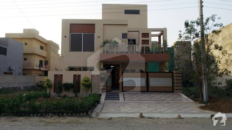 10 Marla House For Sale In F Block Of Formalities Housing Scheme Lahore
