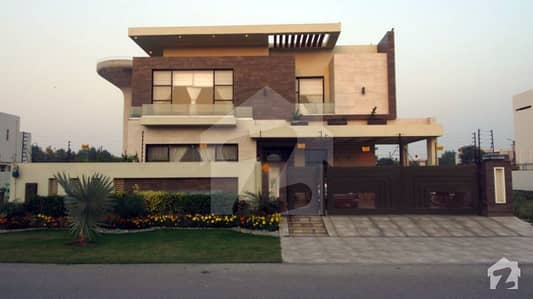 1 Kanal Fully Furnished House For Sale In D Block Of Dha Phase 6 Lahore