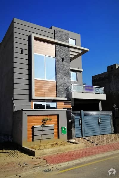 4.25 Marla Luxury House For Sale Nearby Grand Mosque Sector E Bahria Lahore