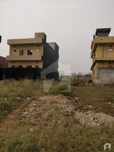 آئی 11/2 آئی ۔ 11 اسلام آباد میں 4 مرلہ رہائشی پلاٹ 65 لاکھ میں برائے فروخت۔