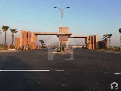 10 Marla Residential Plot Is Available For Sale In Palm City Housing Scheme Block D Gujranwala