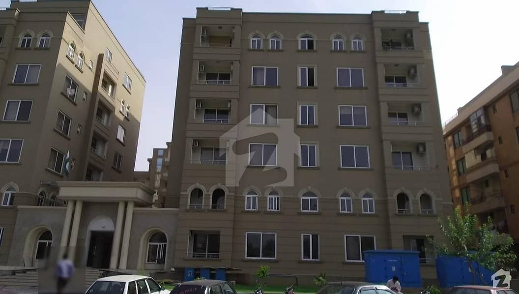 Ground Floor Corner Apartment For Sale In F-11 Markaz Executive Heights
