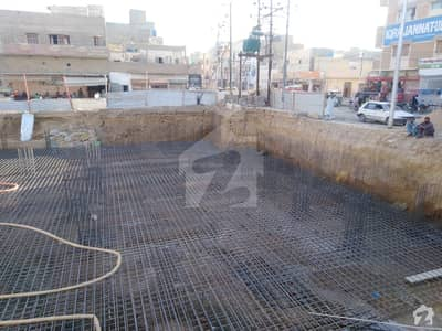 A Project Of Al Hamd Gold Apartment Flats Is Available For Sale