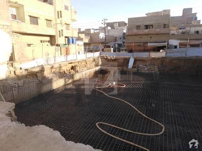 A Project Of Al Hamd Gold Apartment Flat Is Available For Sale