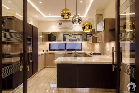 Fully Basement Kanal Specially Build Galleria Design Elegant Bungalow On Ideal Location Dha Phase 6