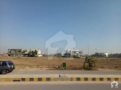 ڈی ایچ اے فیز 7 - بلاک یو فیز 7 ڈیفنس (ڈی ایچ اے) لاہور میں 1 کنال رہائشی پلاٹ 1.46 کروڑ میں برائے فروخت۔