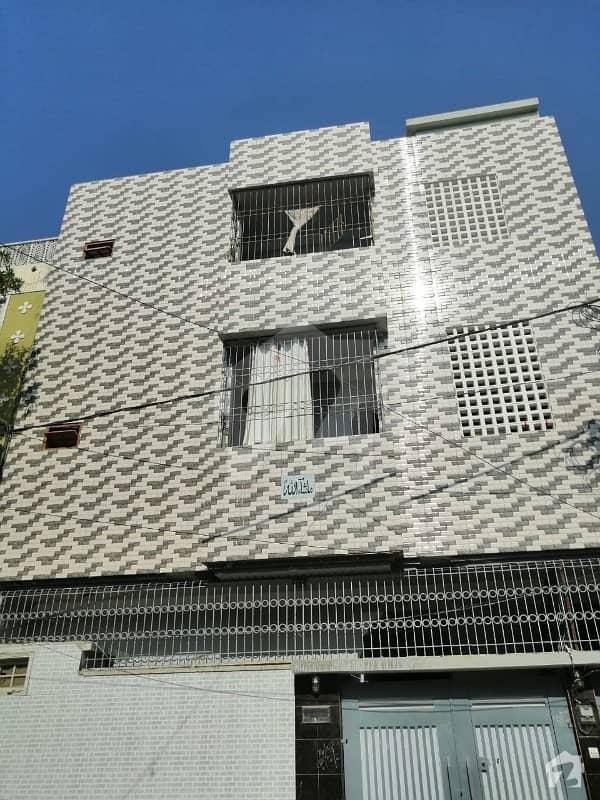 بھٹائی کالونی کورنگی کراچی میں 5 کمروں کا 5 مرلہ مکان 2.5 کروڑ میں برائے فروخت۔