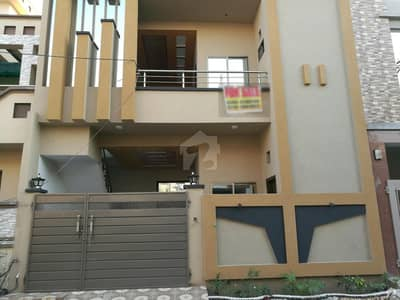 Brand New Triples Storey House Available For Sale