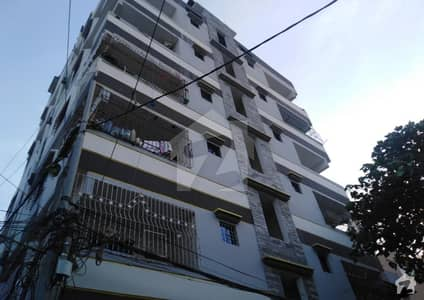 Wellbuilt Apartment Available At Good Location Of Mehmoodabad