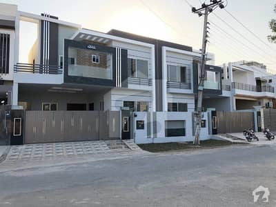 10 Marla Brand New Double Story Luxury House Is Available For Sale
