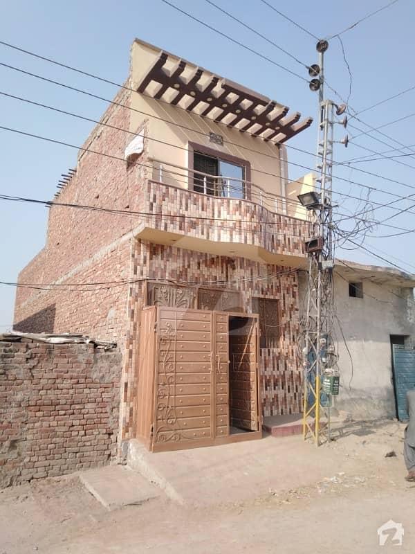 ہربنس پورہ لاہور میں 3 کمروں کا 3 مرلہ مکان 40 لاکھ میں برائے فروخت۔