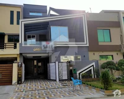5 Marla Luxury Brand New Corner House For Sale New Park Masjid And Commercial