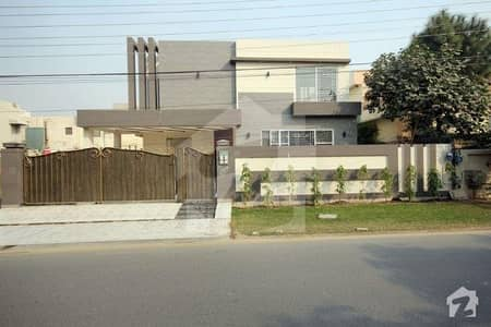 1 Kanal Brand New Double Unit Bungalow For Rent In Phase 4 Dha