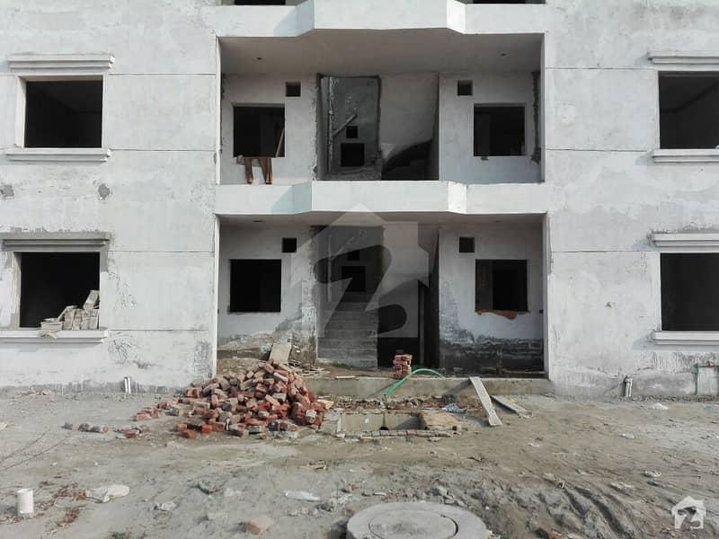 خیابان امین - بلاک پی خیابانِ امین لاہور میں 2 کمروں کا 5 مرلہ فلیٹ 20 لاکھ میں برائے فروخت۔