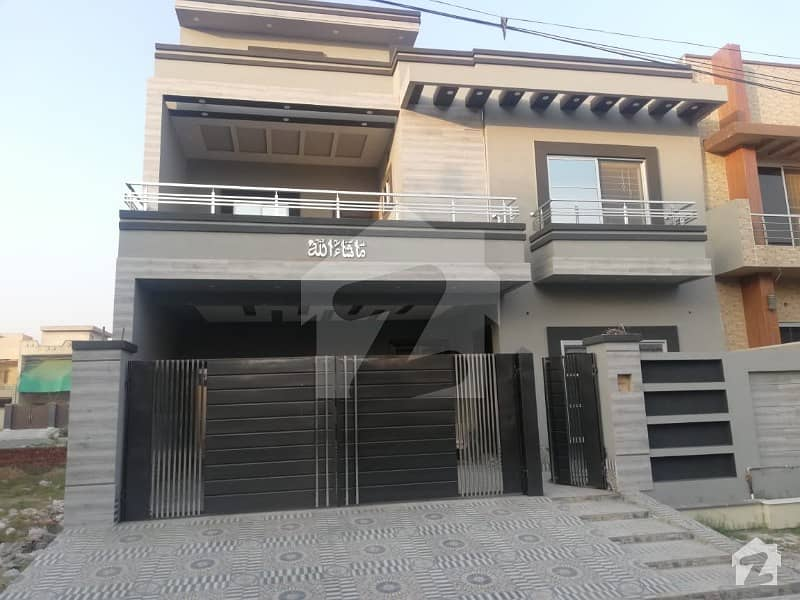 10 Marla Brand New House Is Available For Sale To A Good Location