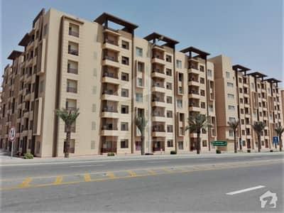 بحریہ ٹاؤن - پریسنٹ 19 بحریہ ٹاؤن کراچی کراچی میں 3 کمروں کا 10 مرلہ فلیٹ 1.1 کروڑ میں برائے فروخت۔