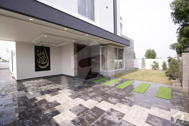 Gourmet Offers Luxurious One Kanal Fully Furnished House For Sale At Park View Phase 8