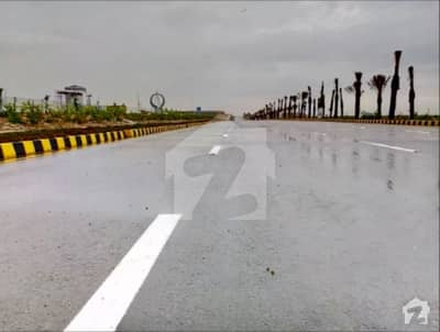 2B Is The Best Sector Of DHA City Karachi 300 Yards Ready For Construction