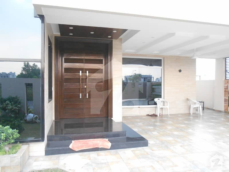 1 Kanal Brand New Modern Elevation Bungalow Is Available For Sale Dha Phase 6