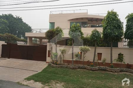 Al Habib Property Offers 1 Kanal Beautiful Fully Basement Old House For Sale In DHA Lahore Phase 4 Block GG