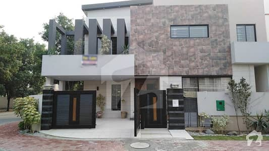 12 Marla Brand New Corner House For Sale In Gulbahar Block Of Bahria Town Lahore