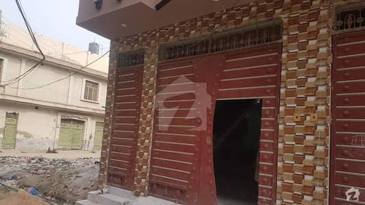 شنواری ٹاؤن پشاور میں 4 کمروں کا 2 مرلہ مکان 60 لاکھ میں برائے فروخت۔