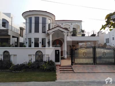 1 Kanal Brand New House For Sale In A Block Of Eden City Lahore