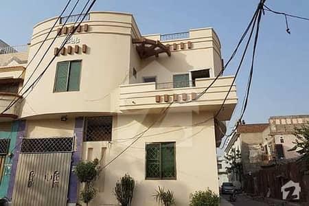 دھکو روڈ چکوال میں 5 کمروں کا 10 مرلہ مکان 65 لاکھ میں برائے فروخت۔