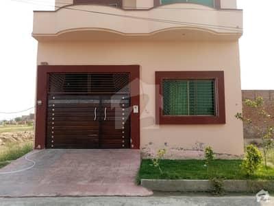 خیابان گرین ستیانہ روڈ فیصل آباد میں 4 مرلہ مکان 58 لاکھ میں برائے فروخت۔