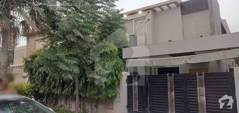 Twelve marla brand new house for sale in dha phase 5 fully furnished bungalow