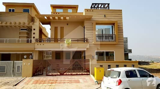 Height Location 10 Marla Brand New House For Sale Bahria Town Ph 8 Overseas 7 Rwp