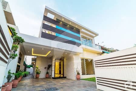Ever Green Spanish Style 10 Marla 5 Beds Cottage Available For Sale In Bahria Town