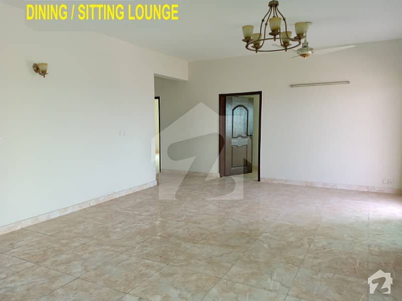 12 Marla 4 Beds Flat On 2nd Floor  For Sale In Askari 11 Lahore At Cheaper Rate