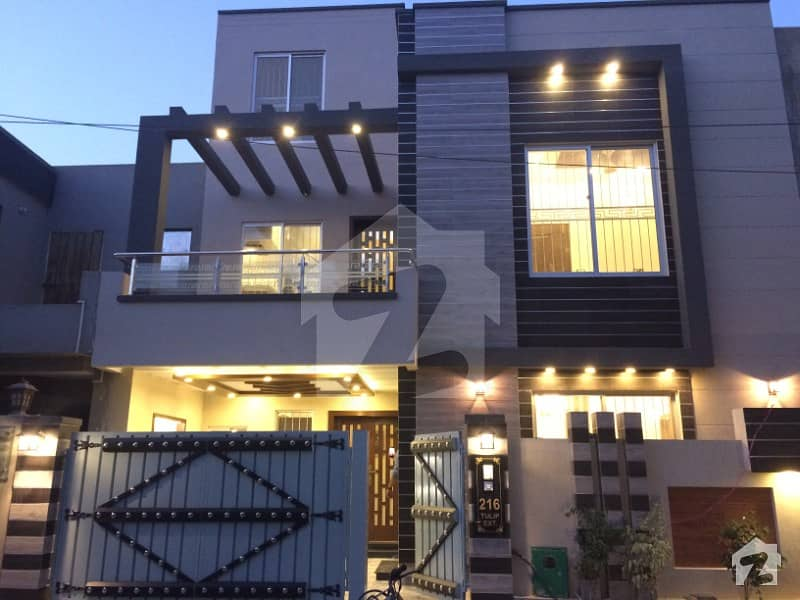 5 MARLA BRAND NEW LUXURY HOUSE FOR RENT I  BAHRIA TOWN LAHORE