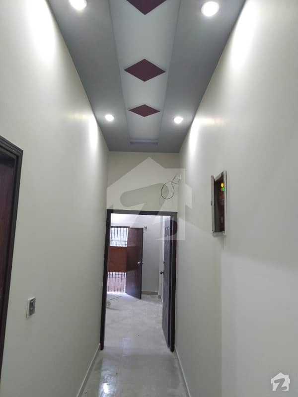 Brand New West Open Ground Floor Luxury Flat Is Available For Sale
