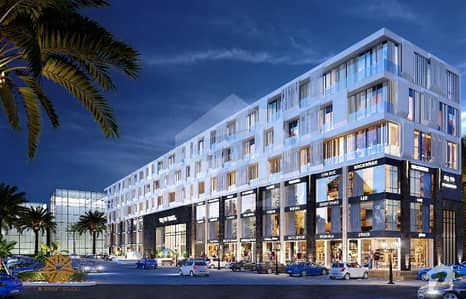 ایس کیو 99 مال بحریہ ٹاؤن مین بلیوارڈ بحریہ ٹاؤن لاہور میں 1 کمرے کا 3 مرلہ فلیٹ 60 لاکھ میں برائے فروخت۔