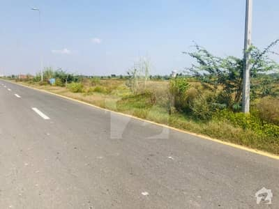 1 KANAL RESIDENTIAL PLOT NO 1406 Block W FOR SALE IN PHASE 7 DHA