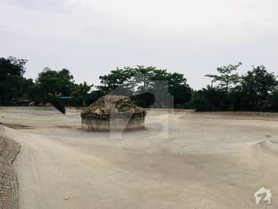 5 Marla Commercial Plot For Sale Adjacent To Bank On 80 Feet Parking