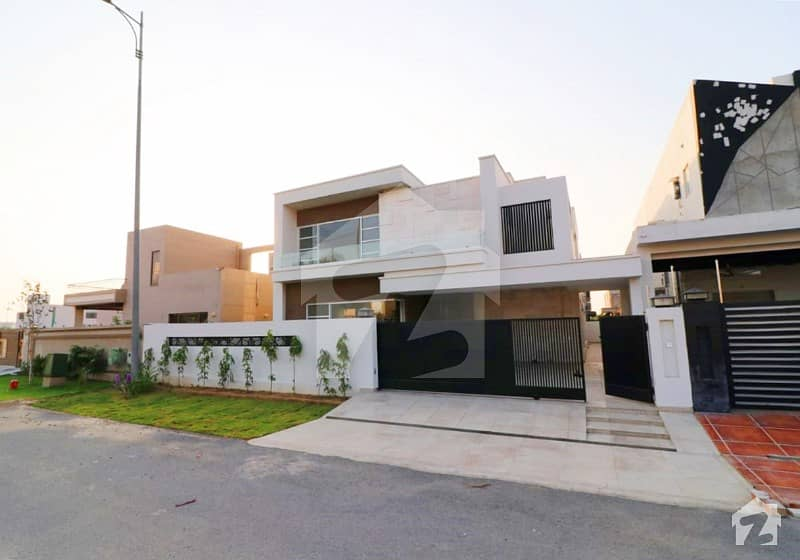 Syed Brothers Offers Brand New 1 Kanal Semi Furnished Bungalow For Sale