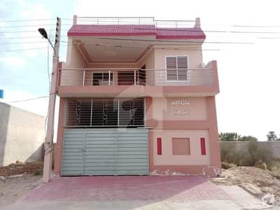 گورنمنٹ ایمپلائیز کوآپریٹو ہاؤسنگ سوسائٹی بہاولپور میں 3 کمروں کا 5 مرلہ مکان 65 لاکھ میں برائے فروخت۔