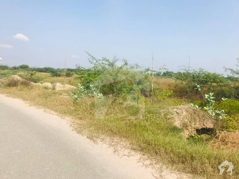 1 Kanal Residential Plot No 1043 For Sale In Phase 7 Dha Block U