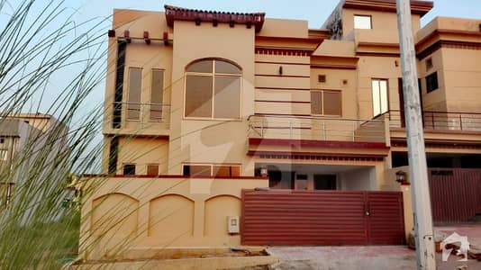 7 Marla Brand New House For Sale Bahria Town Ph 8 Usman Block Rwp