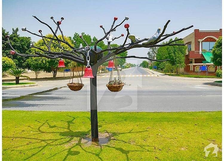Superb Location 10 Marla Residential Plot For Sale