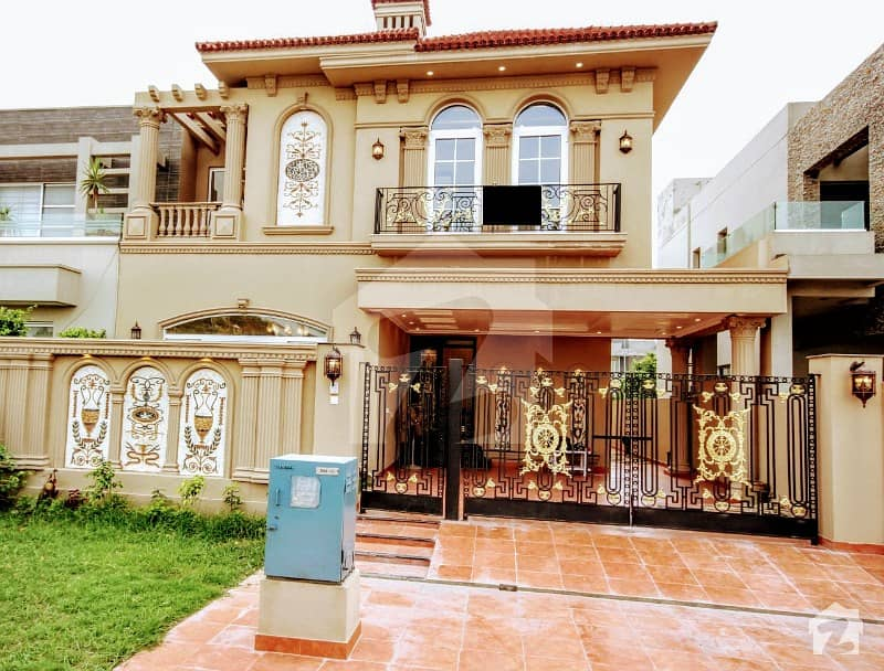 Antique Design Spanish Brand New A Plus Construction Bungalow For Sale