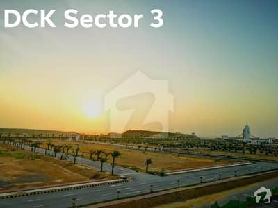 Dha City Sector 3A plots Available For Sale