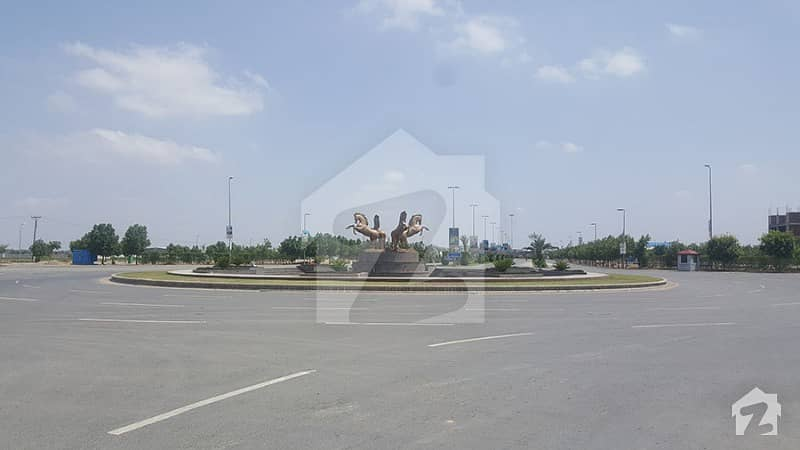 10 Marla Residential Plot For Sale In Janiper Block Bahria Town Lahore